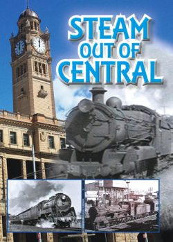 Steam Out of Central