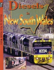 The early 1950's saw the beginning of a remarkable transformation on the railways of New South Wales.