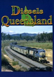 The diesel era in Queensland began during the early 1950's to replace an aging steam fleet.