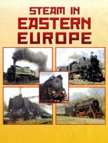 This action packed DVD includes comprehensive coverage of eastern European steam filmed between 1974 and 2002.