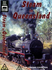 Steam in Queensland looks at a variety of steam workings during the 1960s
