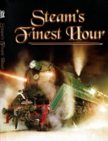 Steam's Finest Hour is a 1 hour compilation of some of the most evocative and enduring images feature by Ross Rail Video Productions.