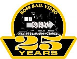 Ross Rail Video - 25 Years Or Archival Train Footage