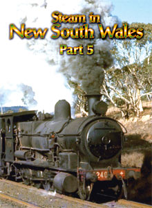 Steam in New South Wales Part 5
